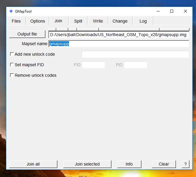 Using GMapTool to convert OSM Topo maps for Garmin –