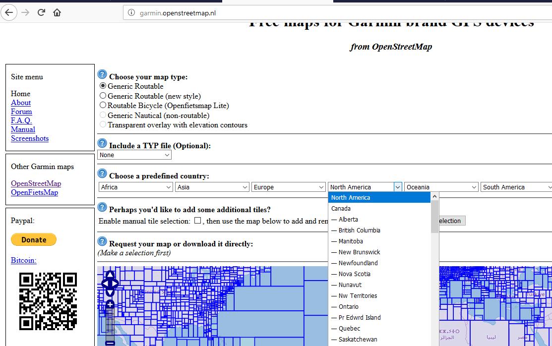 Using OpenStreetMap NL to generate Garmin  IMG map files –